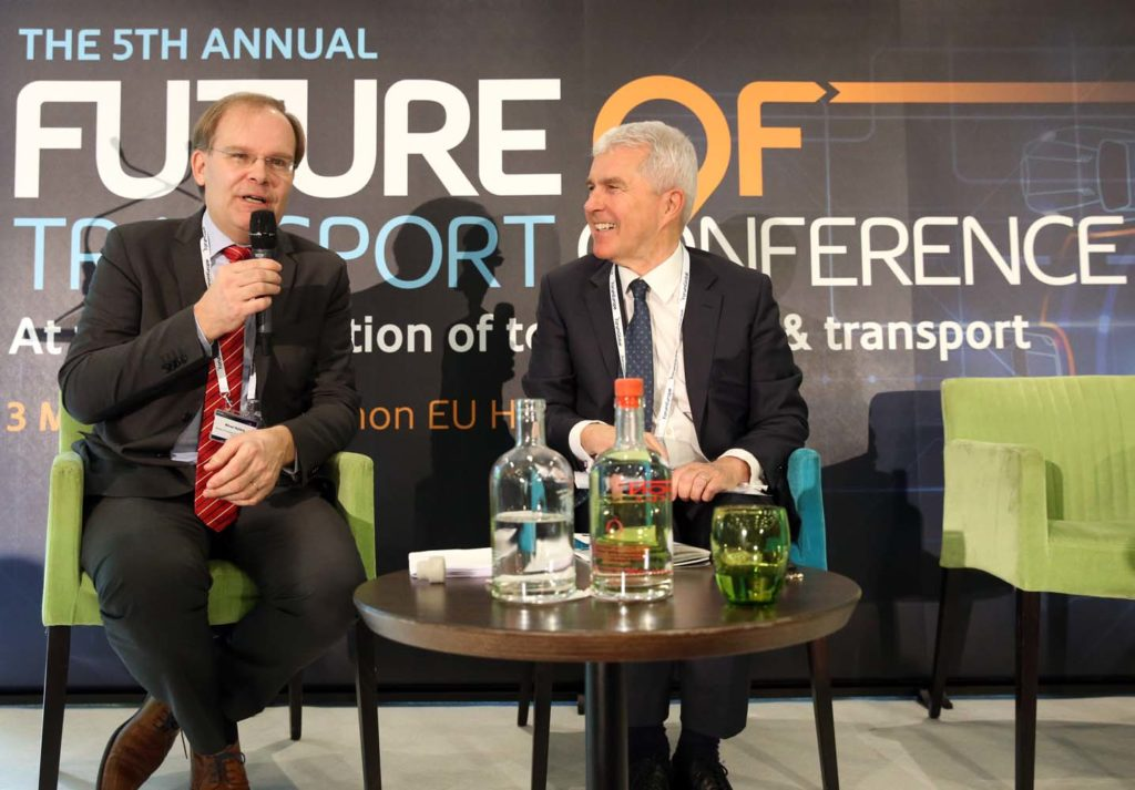 The 5th annual Future of Transport conference.